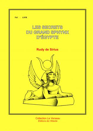 Les secrets du grand Sphinx d'Égypte
