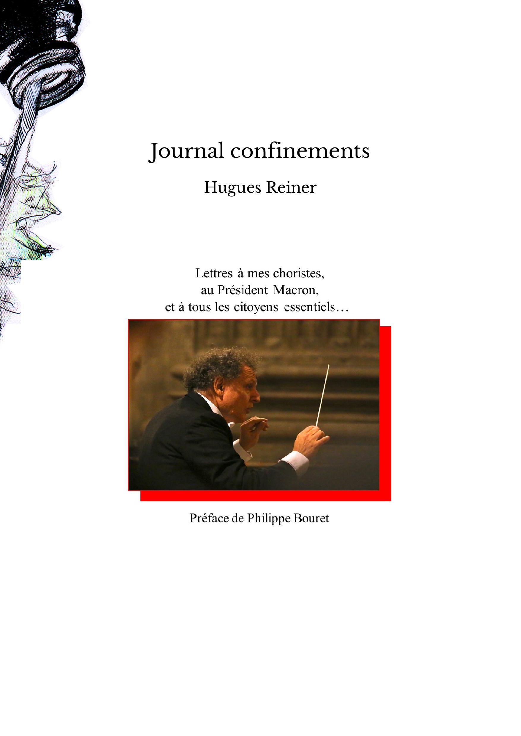 Journal confinements