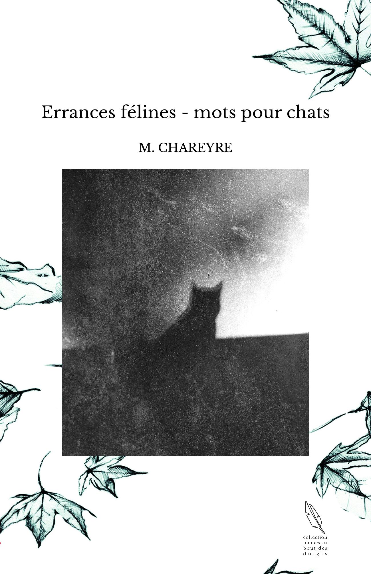 Errances félines - mots pour chats