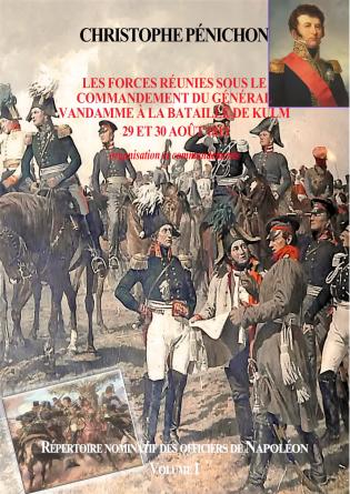 répertoire des officiers de Napoléon