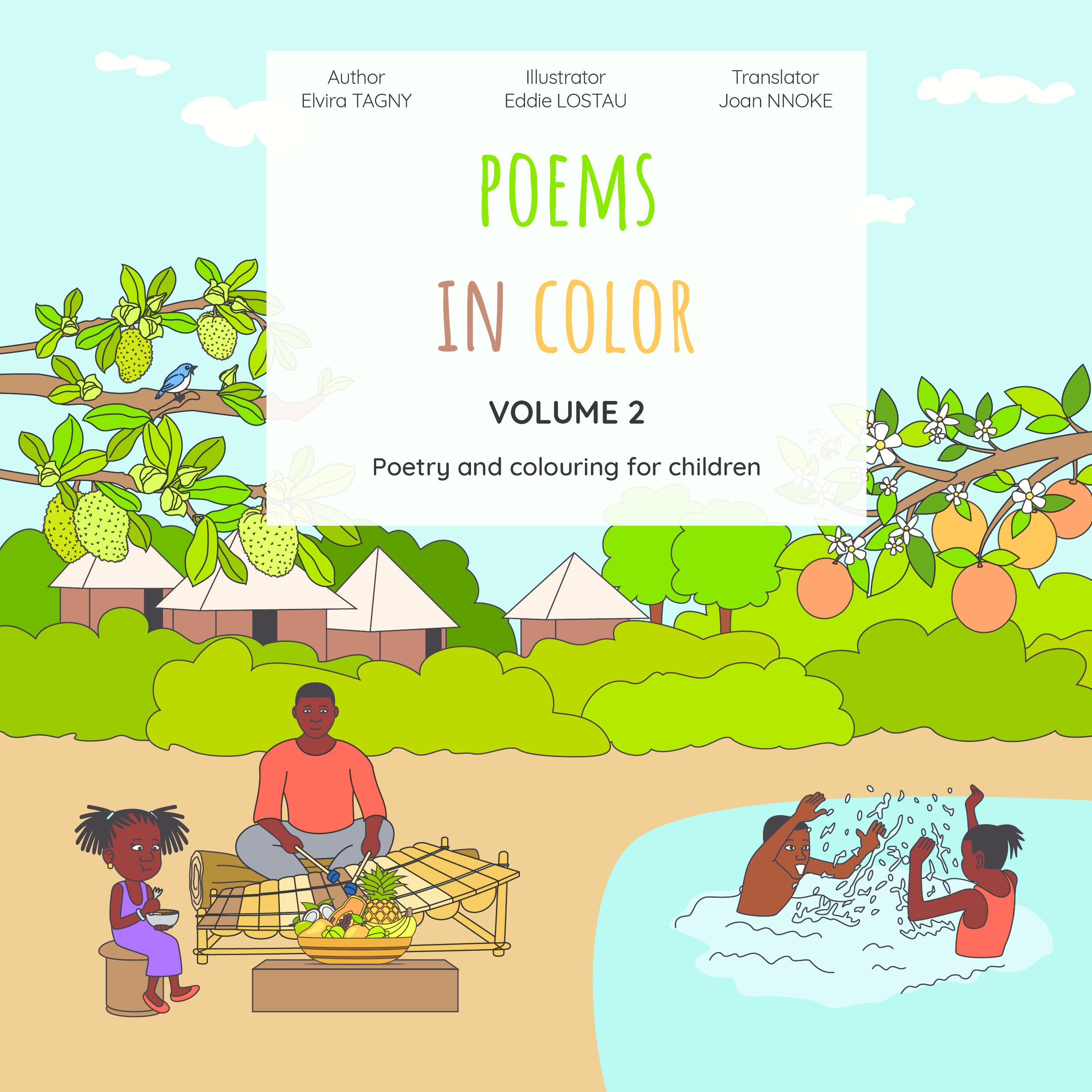 Poems in color - Volume 2