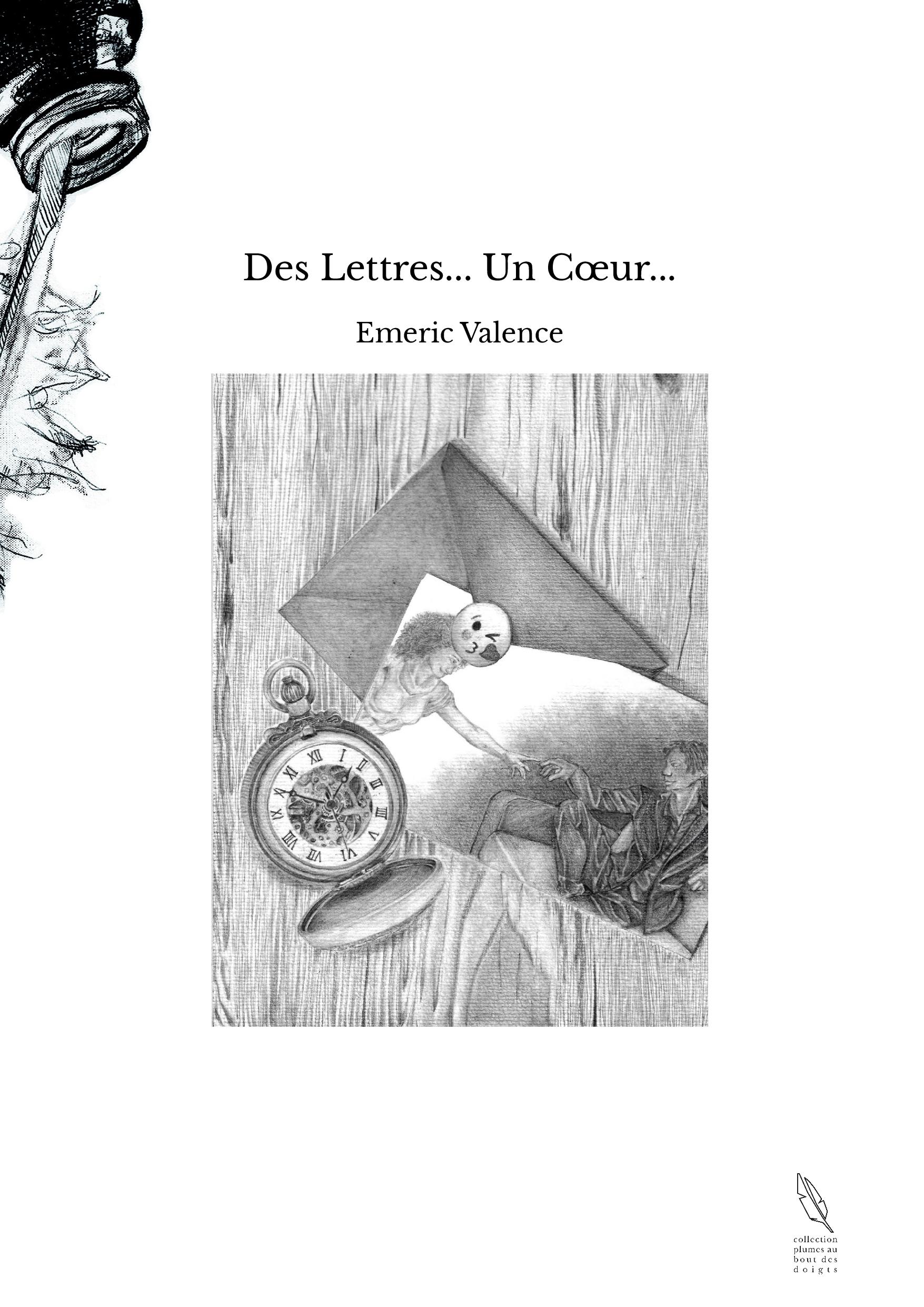 Des Lettres... Un Cœur...