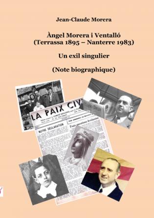 Àngel Morera - un exil singulier
