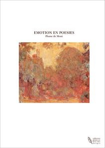 EMOTION EN POESIES