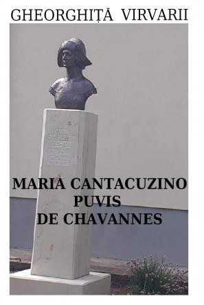 MARIA CANTACUZINO PUVIS DE CHAVANNES
