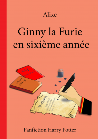 Ginny la furie en sixième année