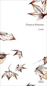Textes et Prétextes