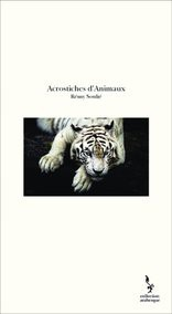 Acrostiches d'Animaux