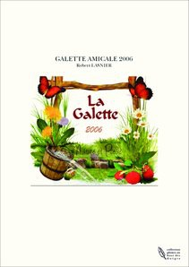 GALETTE AMICALE 2006