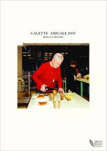 GALETTE AMICALE 2007