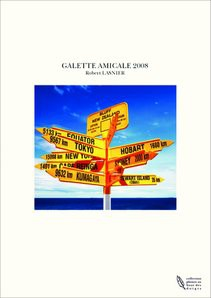 GALETTE AMICALE 2008