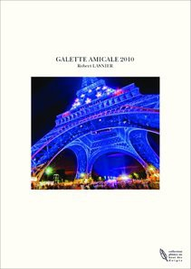 GALETTE AMICALE 2010