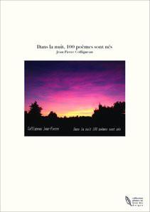 Dans la nuit, 100 poèmes sont nés