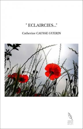 """ ECLAIRCIES..."""