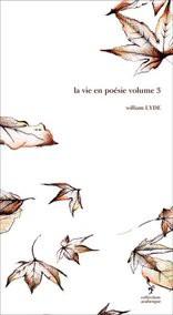 la vie en poésie volume 3
