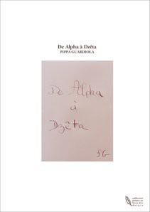 De Alpha à Dzêta