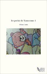 les poésie de Yann tome 1
