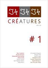 Revue Créatures N°1