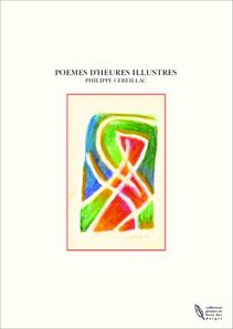 POEMES D'HEURES ILLUSTRES