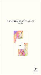 EXPLOSION DE SENTIMENTS