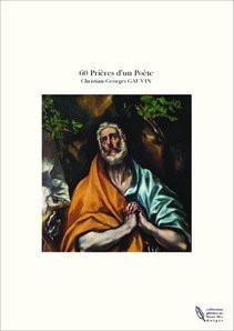 60 Prières d'un Poète