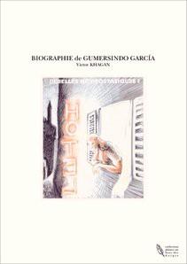 BIOGRAPHIE de GUMERSINDO GARCÍA