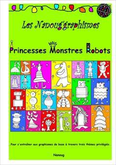 Les Nanoug'graphismes Princesses & Co