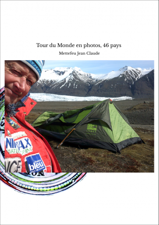 Tour du Monde en photos, 46 pays