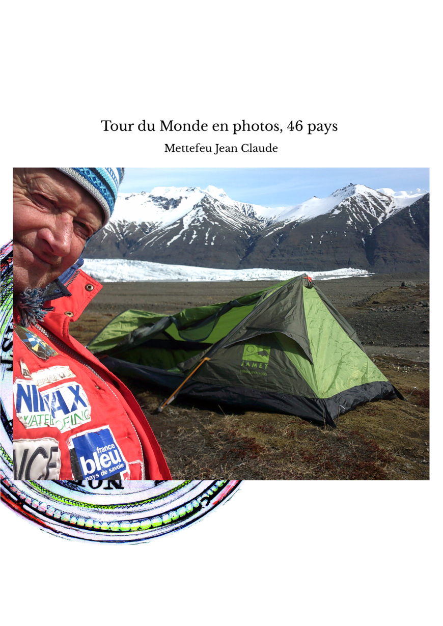 Tour du Monde en photos, 46 pays