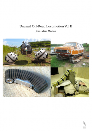 Unusual Off-Road Locomotion Vol II