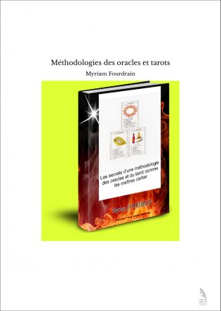 Méthodologies des oracles et tarots