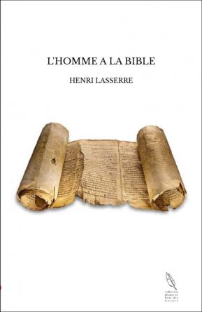 L'HOMME A LA BIBLE