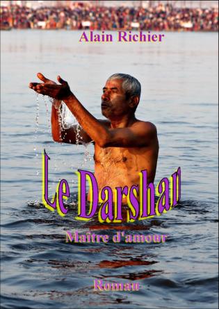 Darshan - le maitre d'amour - roman