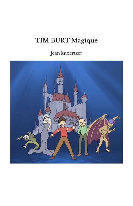 TIM BURT Magique