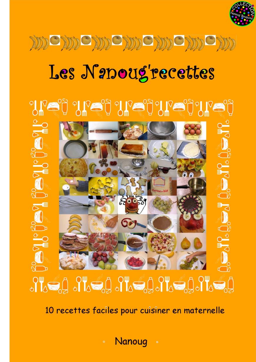 Les Nanoug'recettes