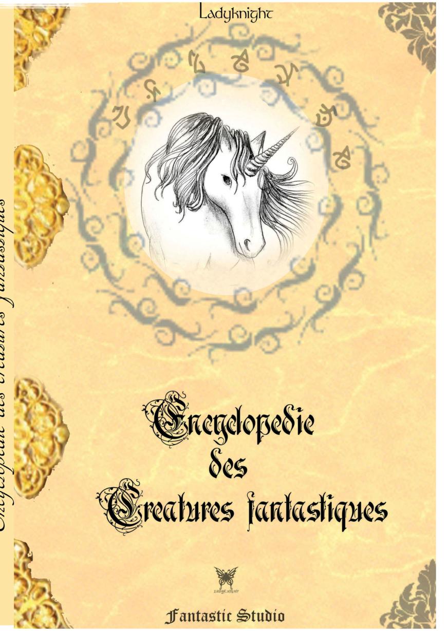 Encyclopédie créatures fantastiques