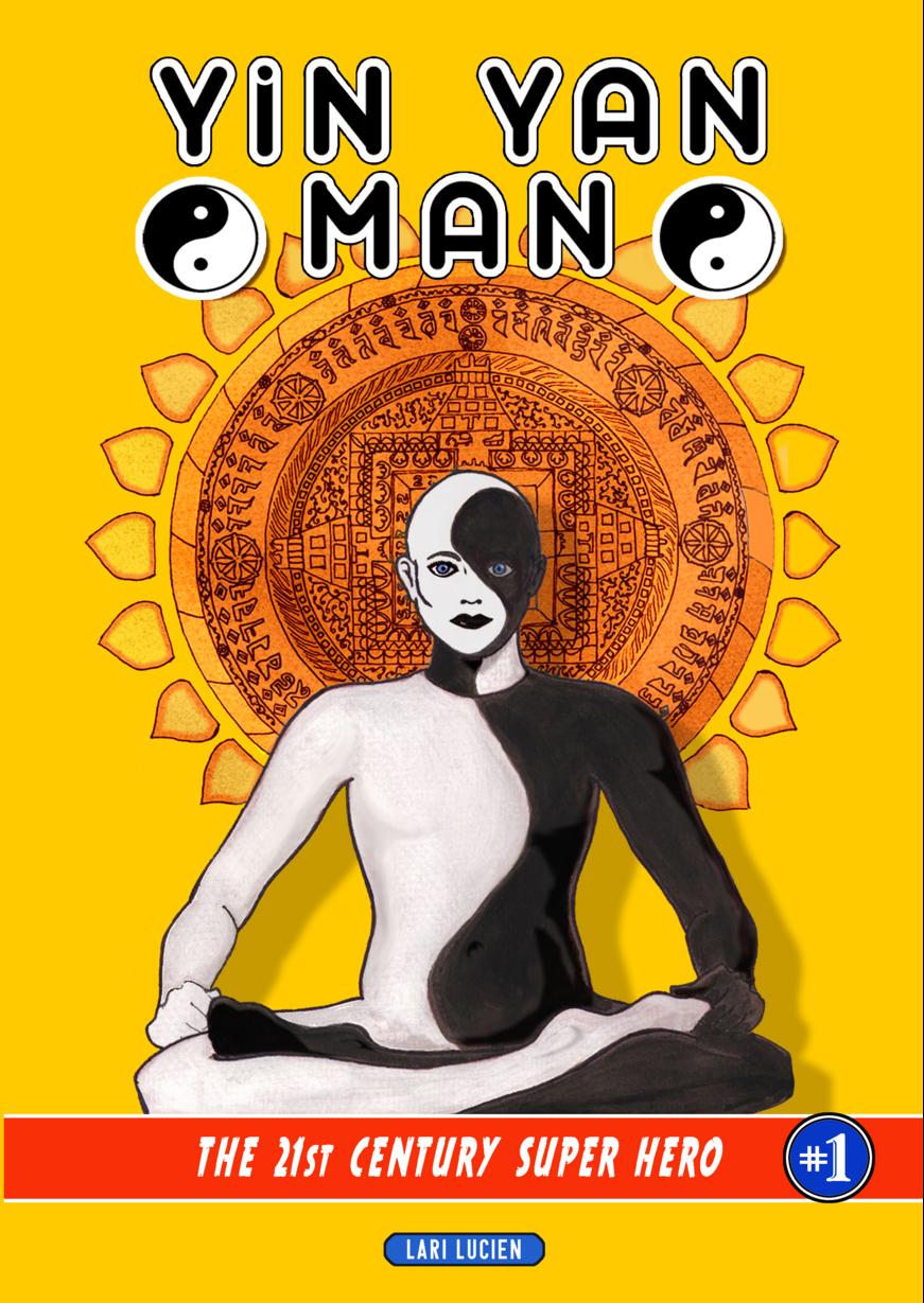 YIN YAN MAN COMICS #1-English version