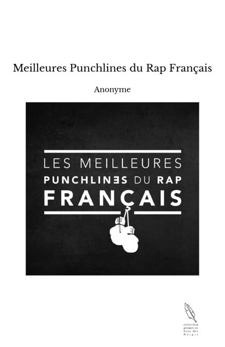Meilleures Punchlines du Rap Français
