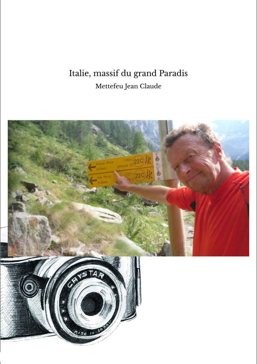 Italie, massif du grand Paradis