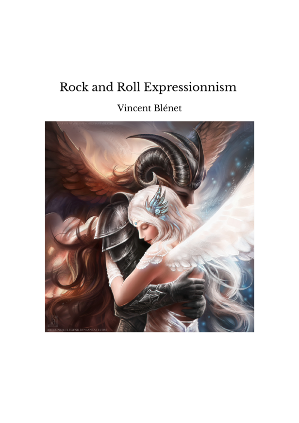 Rock and Roll Expressionnism
