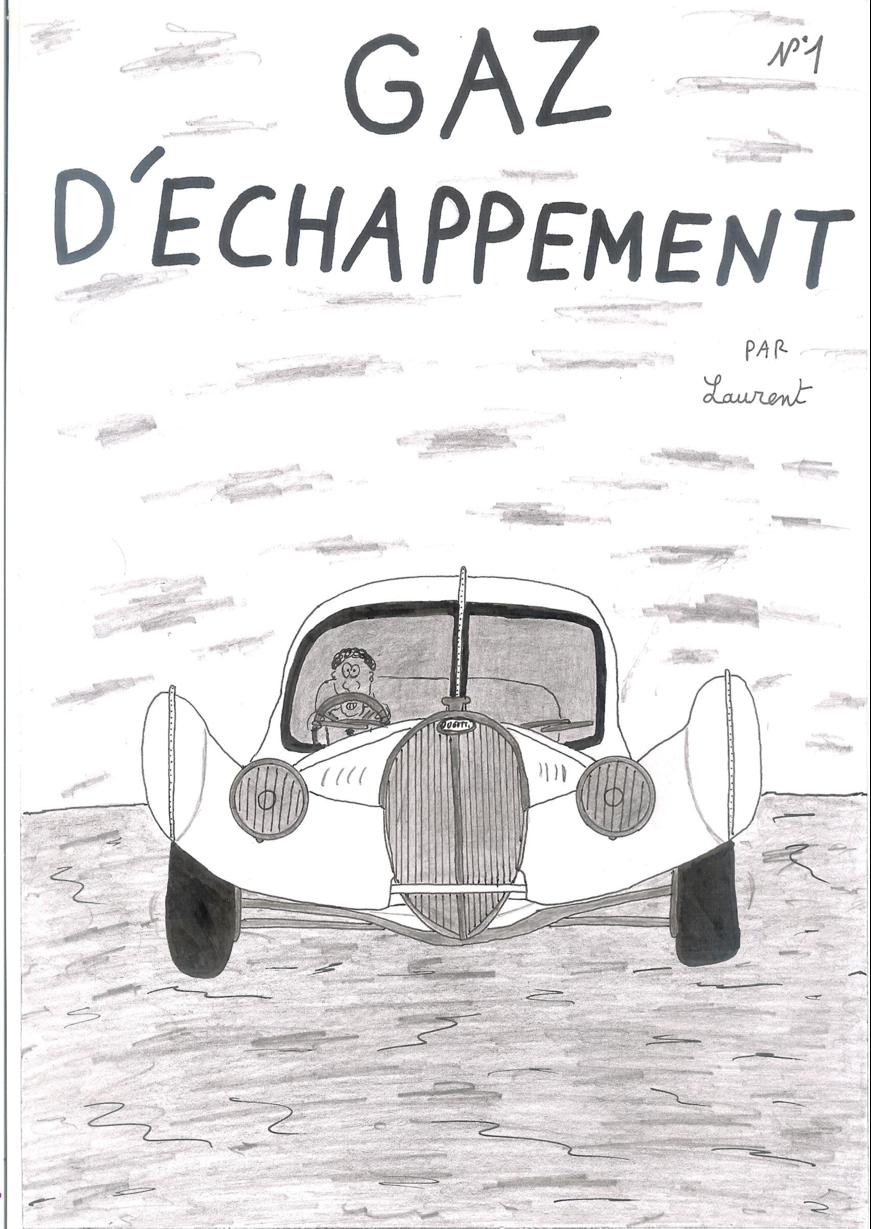 GAZ D'ECHAPPEMENT