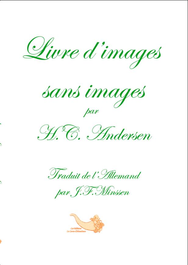 Livre d'images sans images