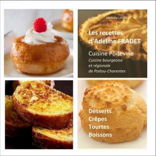 Adeline Fradet cuisinière - Desserts