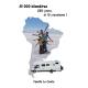 31 000 kms, 286 jours et 10 crevaisons