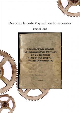Décodez le code Voynich en 10 secondes