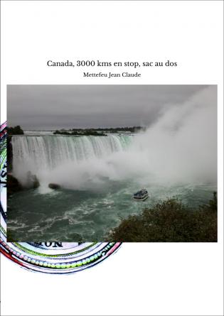 Canada, 3000 kms en stop, sac au dos