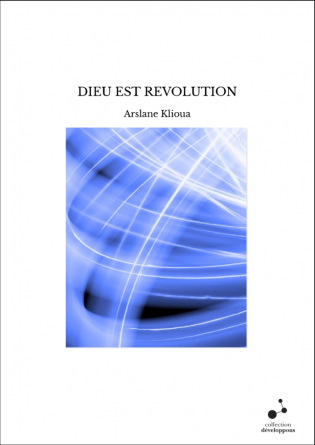 DIEU EST REVOLUTION