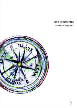 Mon programme