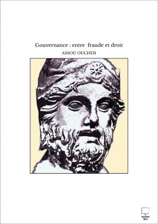 Gouvernance : entre fraude et droit