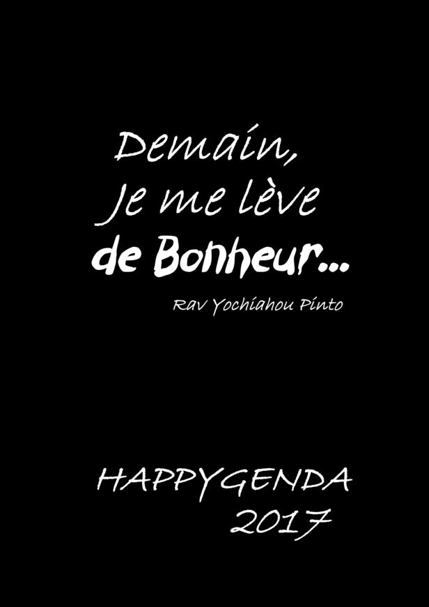 "Happygenda 2017 "" Citation"""